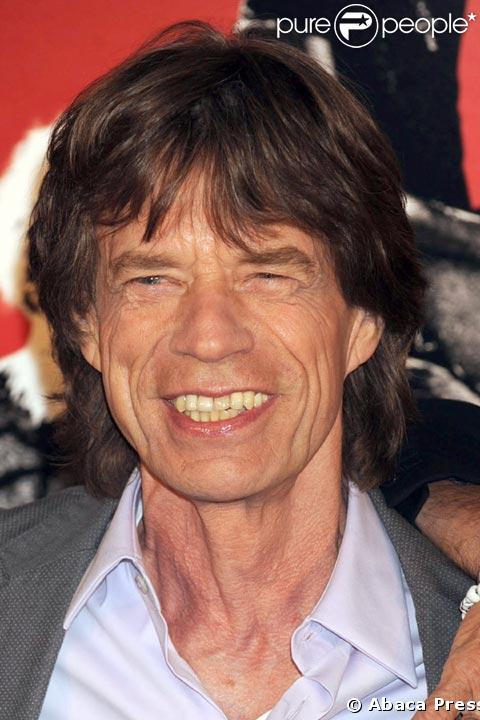 Mick Jagger - Wallpaper