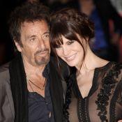 Al Pacino, aux anges entre sa girlfriend sexy et Jessica Chastain décolletée