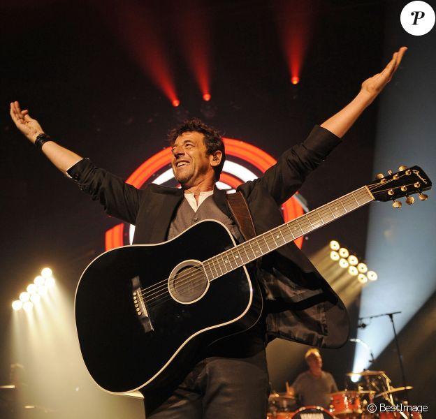 Patrick Bruel a triomphé lors de son concert au Royal Albert Hall à Londres, le 22 septembre 2014.