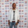Marvin lors de la conférence de presse des Trace Urban Music Awards 2014 au Casino de Paris. Paris, le 23 septembre 2014.