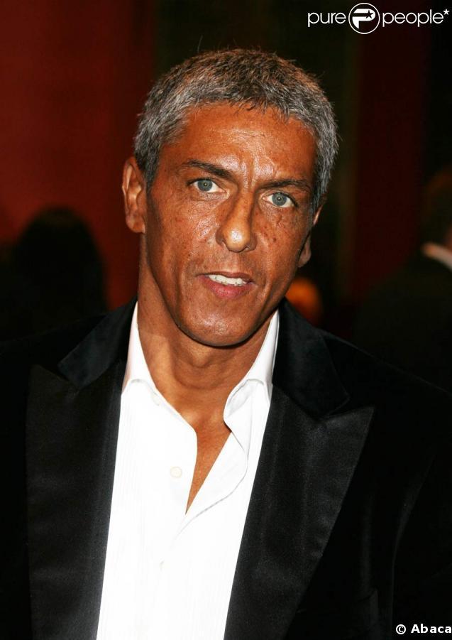 Samy Naceri pour Le diner au casino de Deauville après la projection de Mamma Mia