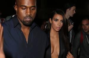 Kim Kardashian presque topless et Laura Smet sublime, réunies chez Lanvin !