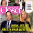 Magazine Closer en kiosques le 26 septembre 2014.