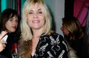 Fashion Week : Emmanuelle Seigner et Marina Hands jouent les modeuses