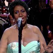 Aretha Franklin, diva généreuse : Elle honore la jeune Adele pour son retour