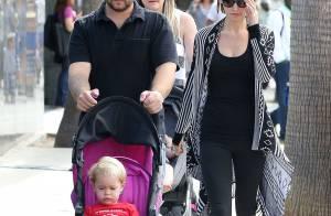 Jack Osbourne : Papa poule avec sa fille et sa femme