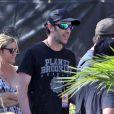 Sacha Baron Cohen - Festival de Coachella Los Angeles, le 14 avril 2013.