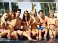 Les Ch'tis Vanessa Lawrens, Gaëlle et Adixia posent topless pour un shooting