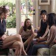 Yunjin Kim, Alyssa Milano, Rochelle Aytes et Jes Macallan dans Mistresses.