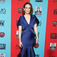 """Sarah Paulson à l'avant-première de la saison 4 d'American Horror Story, intitulée """"Freak Show"""", au Chinese Theatre à Los Angeles, le 5 octobre 2014."""