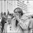 Jean Carmet et Gérard Depardieu au Festival de Cannes 1980
