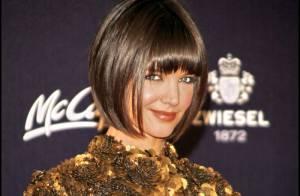 Katie Holmes illumine les Bambi Awards...