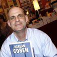 Harlan Coben au Salon du livre à Paris en 2008