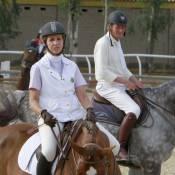 Elena d'Espagne : Week-end hippique avec son ancien amour Luis Astolfi
