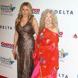 """Connie Stevens, Joely Fisher - Gala """"Noche De Ninos"""" organisé par l'hôpital des enfants de Los Angeles, le 11 octobre 2014."""
