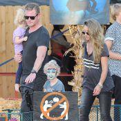 Rebecca Gayheart : Petit bump bien placé, la star enceinte de son 3e enfant ?