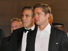 Brad Pitt : 'George Clooney déteste les enfants !'