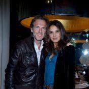 Stéphane Freiss, sa femme Ursula, le fils de Brice Hortefeux... Réunis pour Samba