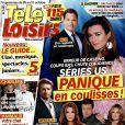 Télé Loisirs - édition du lundi 20 octobre 2014.
