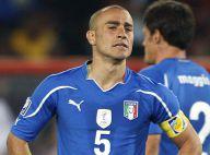 Fabio Cannavaro, fraudeur ? L'ex-star du foot et sa belle inquiétés par le fisc