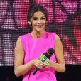 """Selena Gomez lors de la soirée """"We Day"""" à Vancouver, le 22 octobre 2014."""