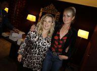 Laeticia Hallyday et Hélène Darroze, deux amies entourées de la famille Top Chef