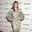 """Elle Fanning - Avant-première du film """"Low Down"""" à Hollywood, le 23 octobre 2014"""