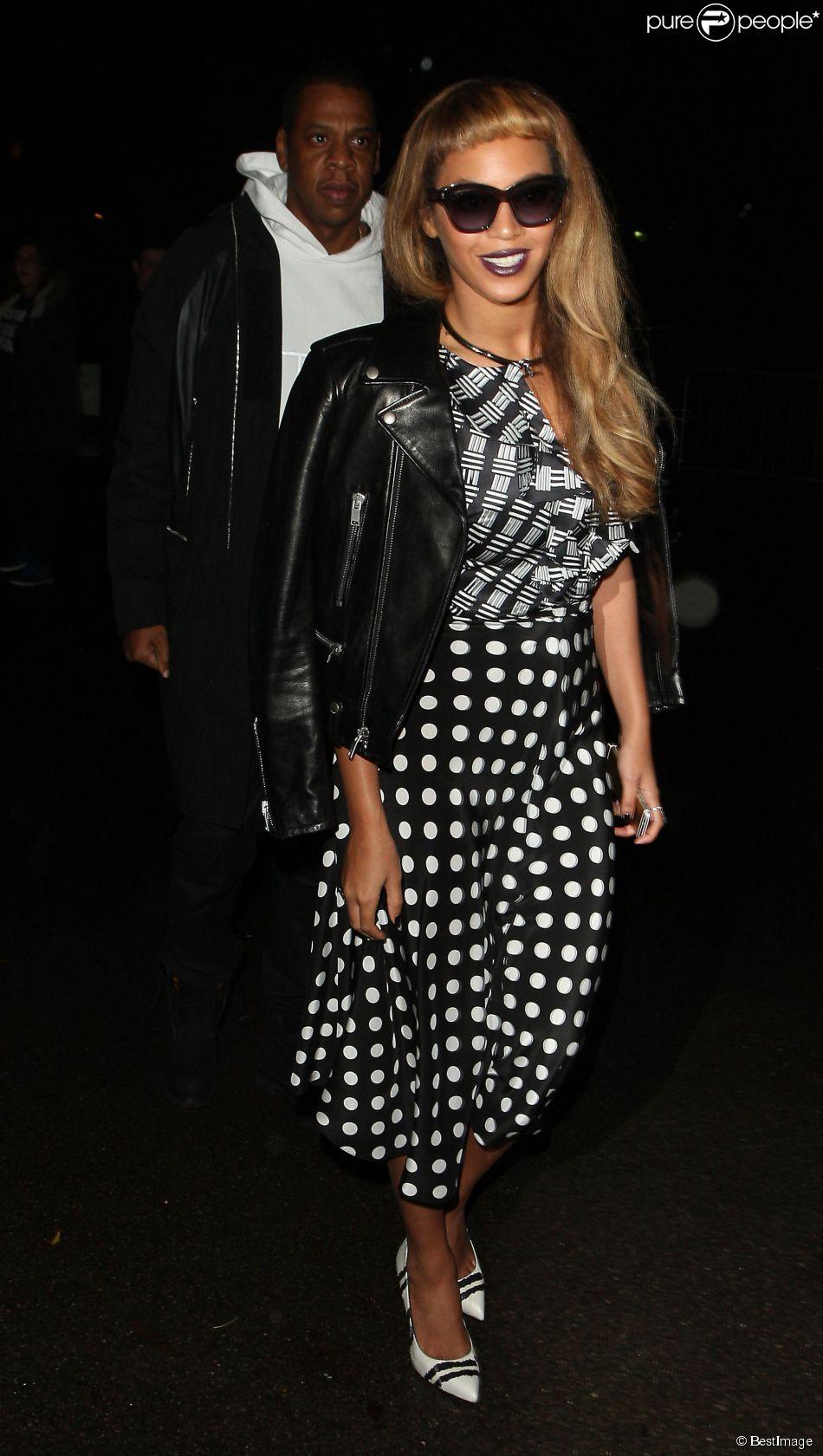 67c75f25db8 Beyoncé Knowles et Jay Z vont dîner un restaurant et se rendent dans une  galerie d