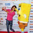 Brooke Burke lors de l'événement sportif Skechers Pier to Pier Friendship Walk à Manhattan Beach, le 26 octobre 2014.
