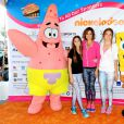 Brooke Burke and her daughters attending the 2014 Skechers Pier to Pier Friendship Walk in Manhattan Beach, Los Angeles, CA, USA on October 26, 2014. Photo by Vince Flores/Startraks/ABACAPRESS.COM27/10/2014 - Los Angeles