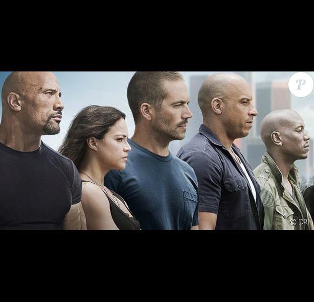 Bannière du film Furious 7