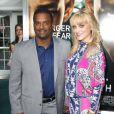 Alfonso Ribeiro et son épouse Angela Unkrich à New York, le 29 mai 2013.