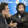 Adrien Brody et Mark Ruffalo