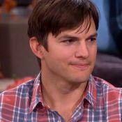 Ashton Kutcher, papa : ''J'ai eu de l'expérience avec les filles de Demi Moore''