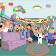 Photo promo de la série Family Guy