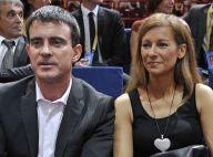 Manuel Valls et Anne Gravoin : Supporters in love devant un grand Novak Djokovic