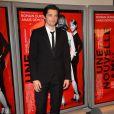 Raphaël Personnaz - Avant-première du film Une Nouvelle Amie au cinéma MK2 Bibliothèque à Paris, le 3 novembre 2014