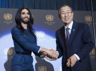 Conchita Wurst : Du Crazy Horse à l'ONU, une diva barbue tout-terrain...