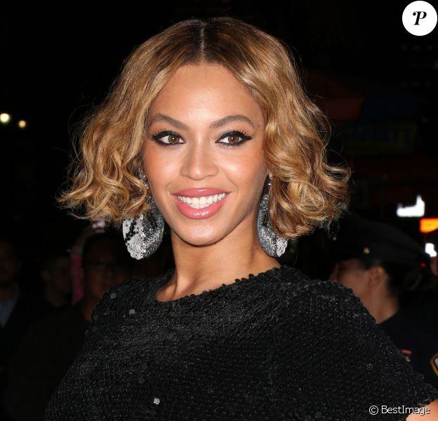 """Beyoncé Knowles à la soirée """"Topshop Topman"""" à New York, le 4 novembre 2014"""