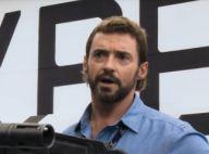 Hugh Jackman face à un émouvant robot dans la bande-annonce de ''Chappie''