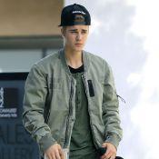 Justin Bieber : Condamné pour vandalisme, il fait profil bas et s'exécute...