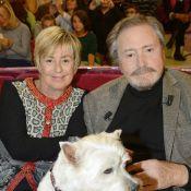 Victor Lanoux : Confidences aux côtés de sa femme Véronique et de ses amis