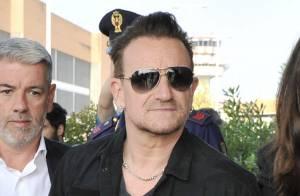 Bono à l'hôpital : La star de U2 opérée après un accident...