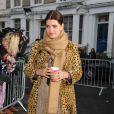 """Pixie Geldof - Arrivée des people à l'enregistrement """"Band Air 30"""" pour venir en aide des victimes du virus Ebola, à Londres, le 15 novembre 2014."""