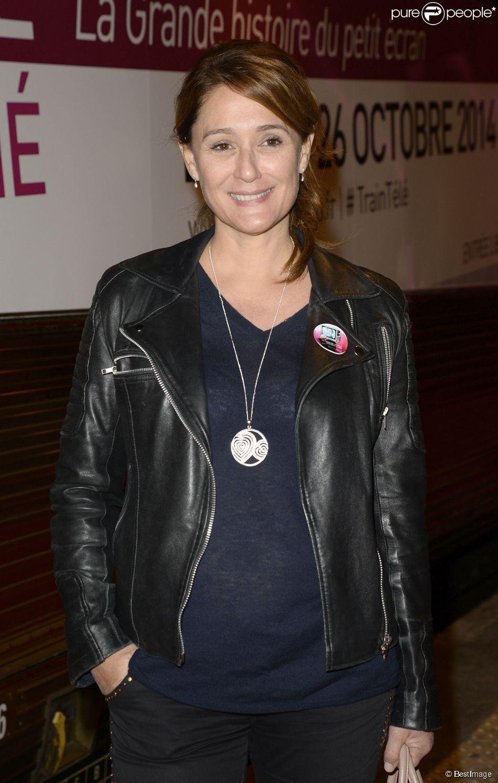 Daniela Lumbroso à Paris le 6 octobre 2014.
