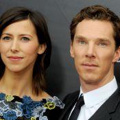 Benedict Cumberbatch : Amoureux fier, il présente sa future épouse
