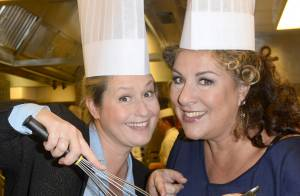 Marianne James et Luana Belmondo : Gourmand et complice, le duo se met à table