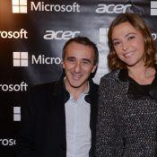 Elie Semoun et Sandrine Quétier : Duo complice avec Frédérique Bel et Titoff