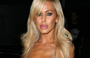 PHOTOS : Shauna Sand, l'ex de Lorenzo Lamas... mais quelle horreur ce look !
