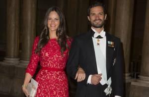 Princesse Victoria : Soirée d'État avec sa future belle-soeur Sofia Hellqvist